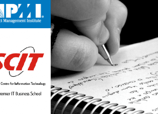 SCIT gets grant from PMI