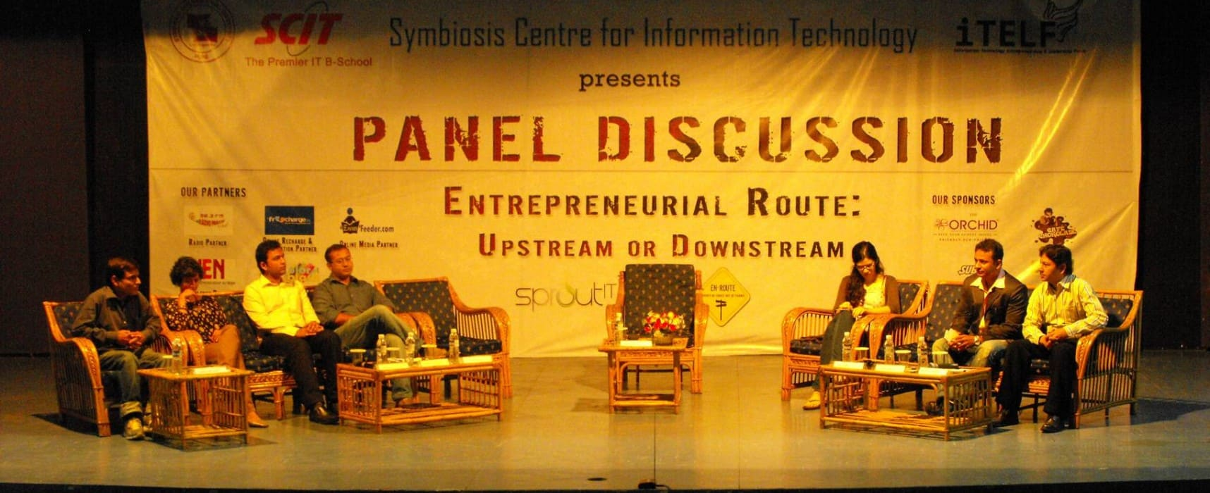 """SPROUT –IT 2012-13 """"Your Highway To Entrepreneurship"""""""