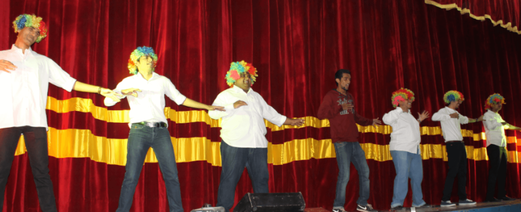 Samarambh 2013 – Showcase of Talent by Innovative and Talented youngsters.