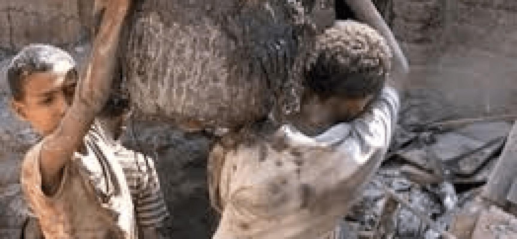 Child Labor- The fade future