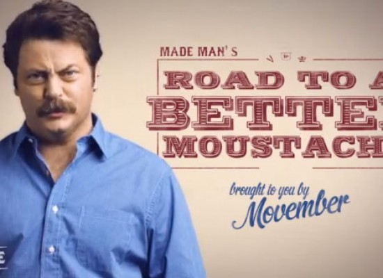 Movember – Movement