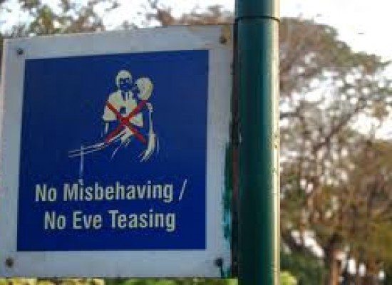 Eve Teasing: A growing Concern