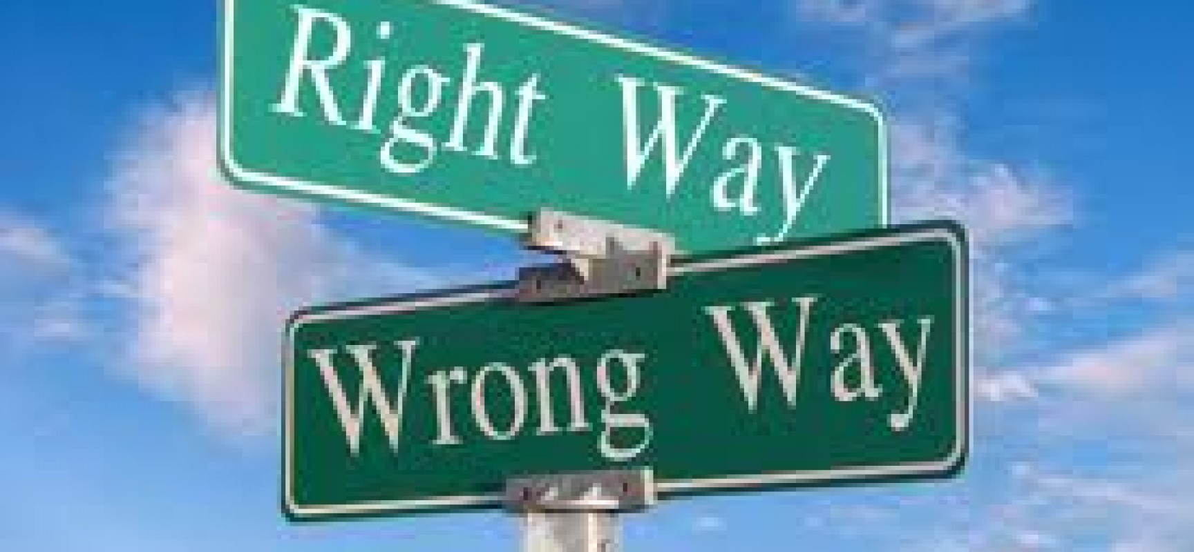 "The Right ""Wrong"""
