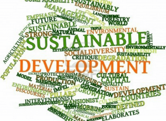 SUSTAINABLE DEVELOPMENT- A must need for all time….