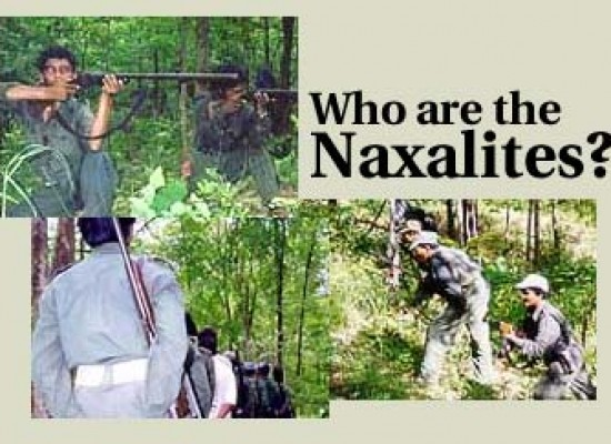 Naxalism- Are We Fighting Our Own People?
