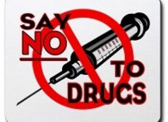 Drug addiction…..