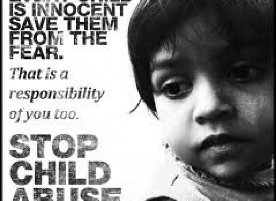 CHILD ABUSE …. WE HAVE TO STOP IT …..!!!
