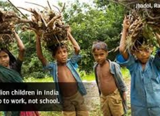 Child labour – Suffocating Childhood