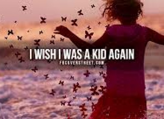 I wish i were a kid !!