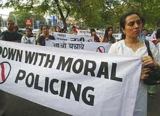 So called Morale Police