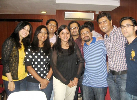 Alumni Meet at Bangalore and Delhi went very well!