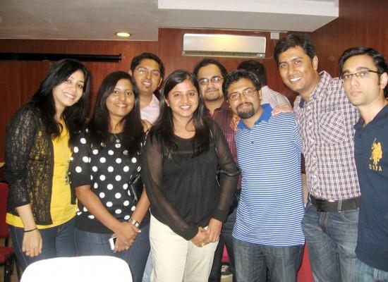 Alumni Meet at Bangalore and Delhi went very well!