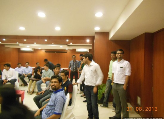 Bangalore Alumni Meet Photo Gallery