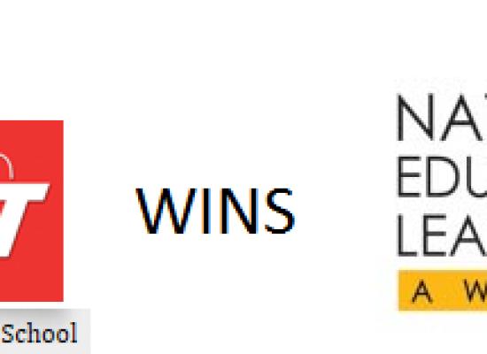 SCIT Wins National Education Leadership