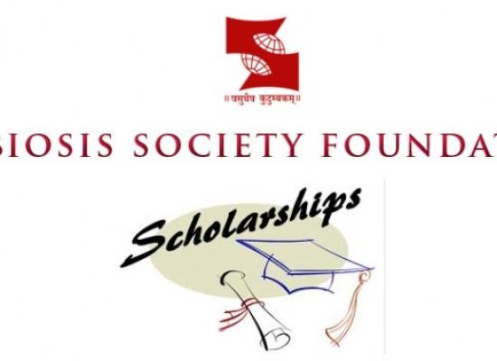 Ms.Sanyukta Nadkarni SCIT MBA(ITBM) student gets Symbiosis Society Foundation Scholarship