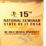 State of IT 2014, Mobile Device Diversity-Empowerment or End of privacy?