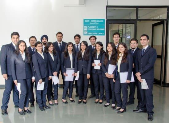 Campus Recruitment Programme 2015-16 at SCIT