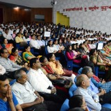 Induction ceremony @ SCIT, Warm welcome to 2015-17 MBA(ITBM)batch…