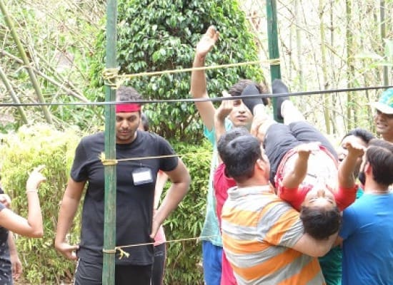 Outbound Training for SCIT students filled with learning and Fun