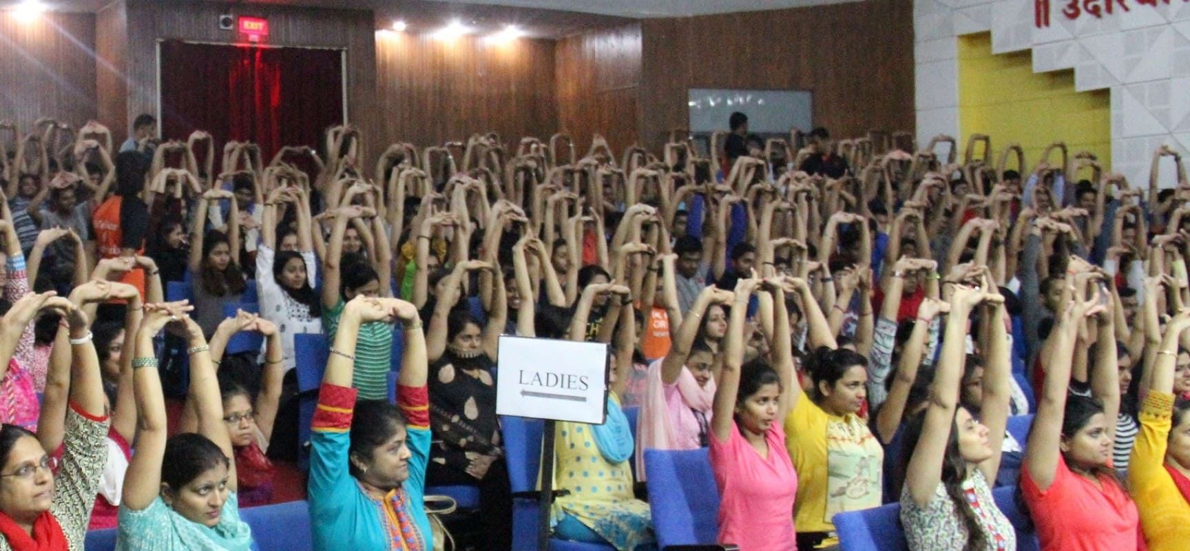 International Yoga Day Celebration @ SCIT