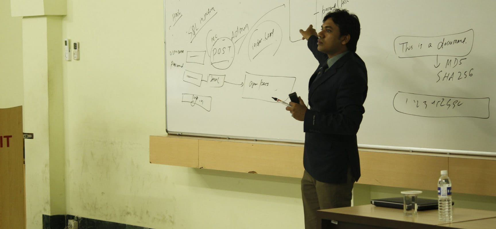 Guest Lecture on 'Server Log Analysis'