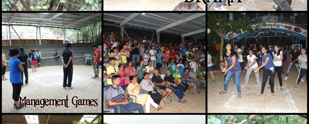Outbound Programme Experience at Surya Shibir