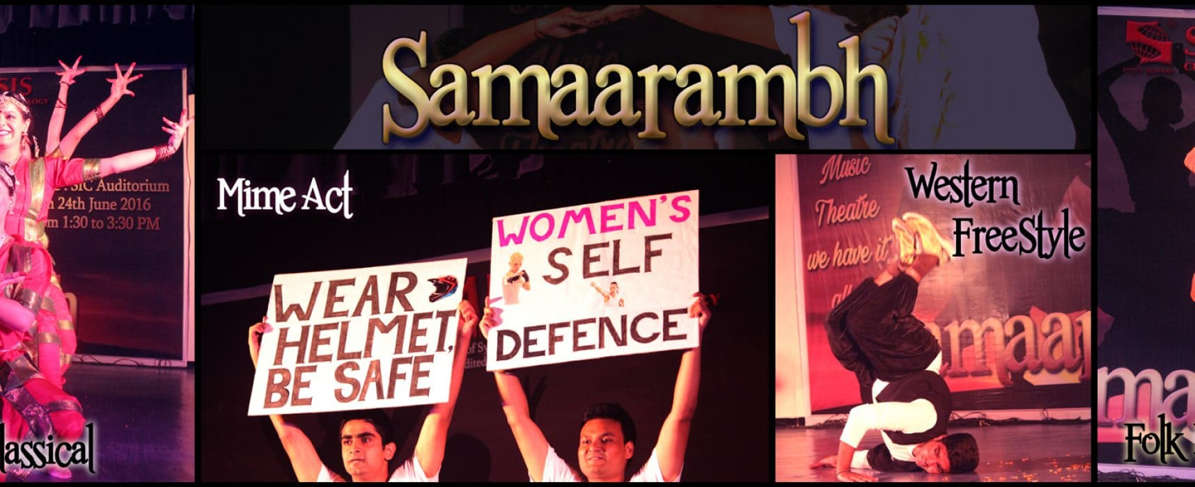 Samaarambh'16
