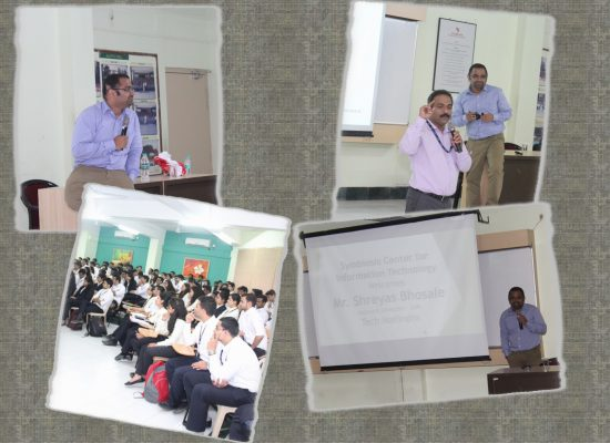 Guest Lecture on The Waves of Digital Disruption