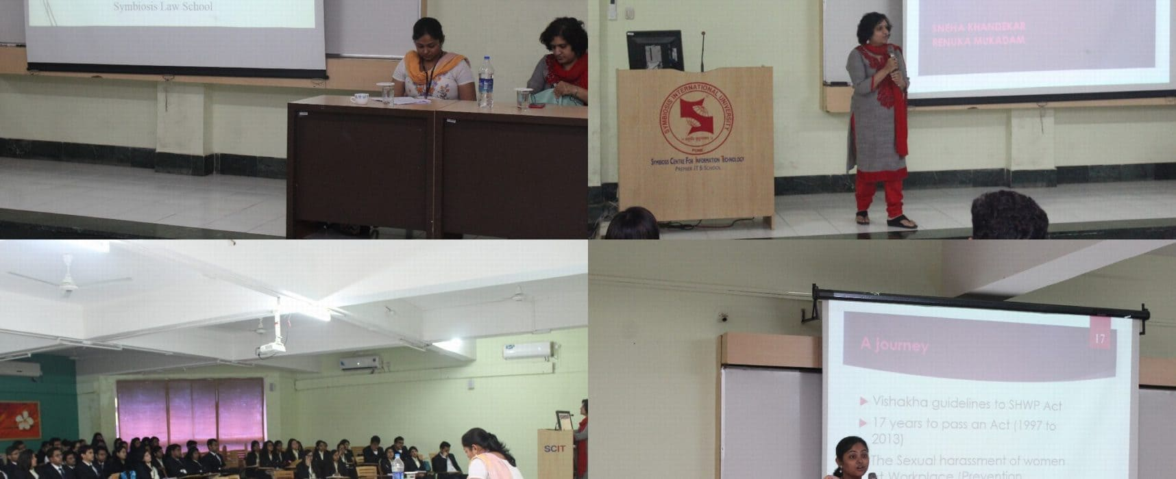 Guest Lecture on Gender Sensitization