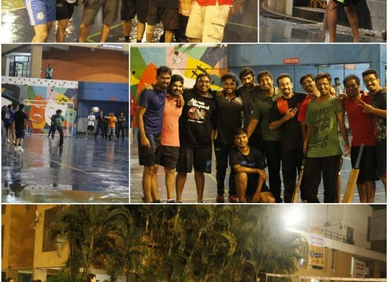 Independence Cup 2016 Day 2: Rain, Cheers and Team Spirit!