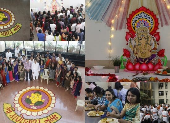 Ganesh Chaturthi Celebration!