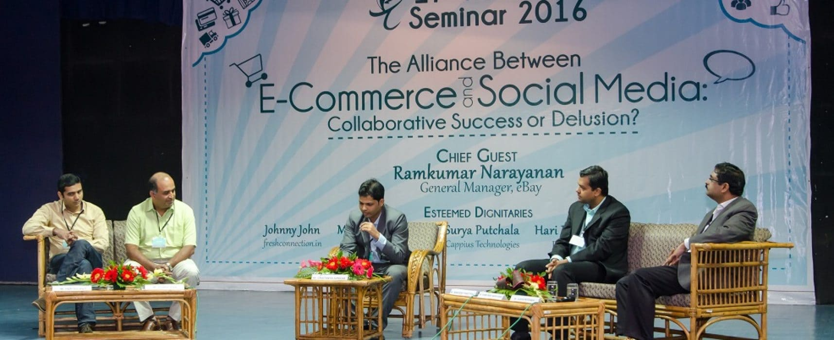 17th National Seminar at SCIT