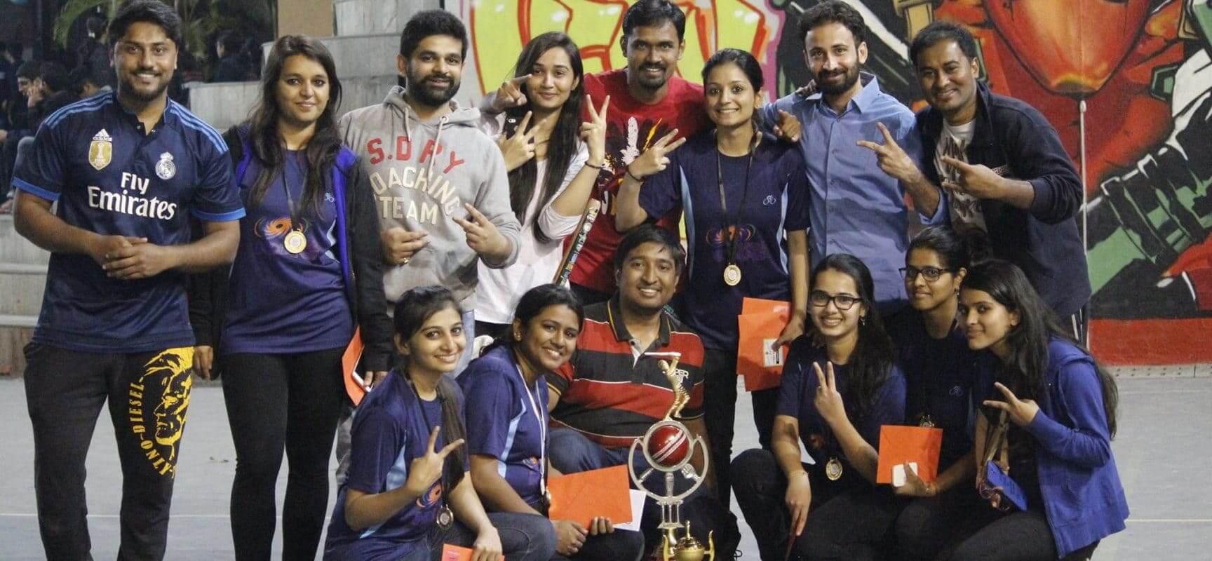 Female Cricket League – First EDI