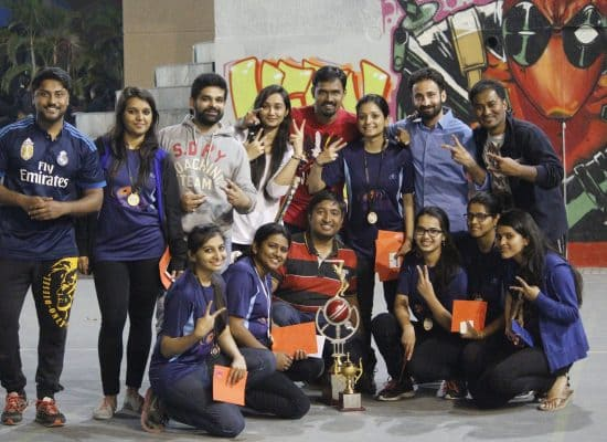 Female Cricket League – First EDI