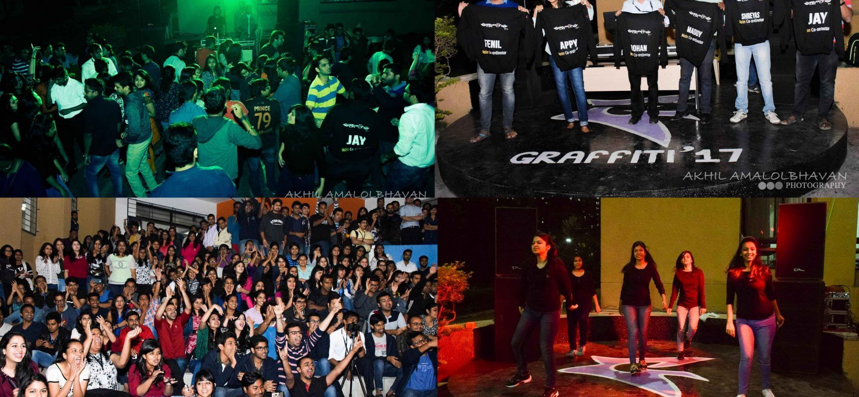 Graffiti'17 – Theme Launch Event!