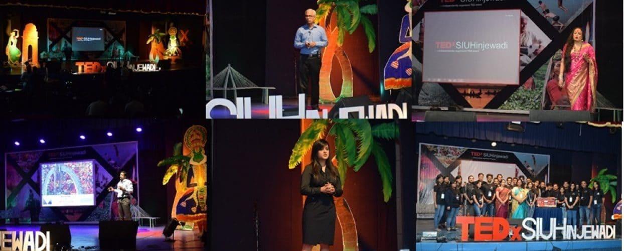 TEDxSIUHinjewadi 2016-17….Unleashing thoughts!