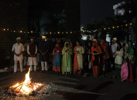 Lohri Celebration @ SCIT