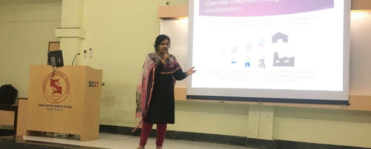 Session on Gender Sensitization