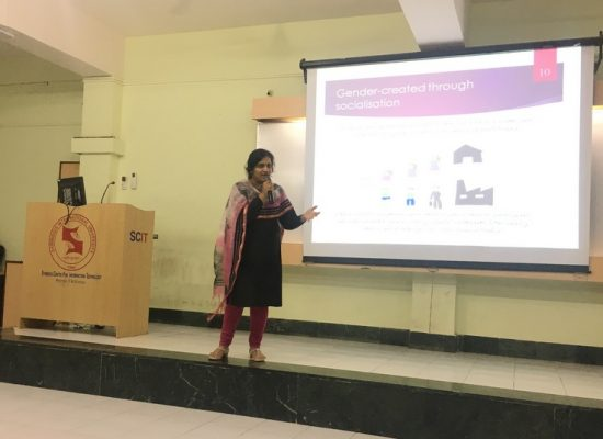 Session on Gender Sensitization