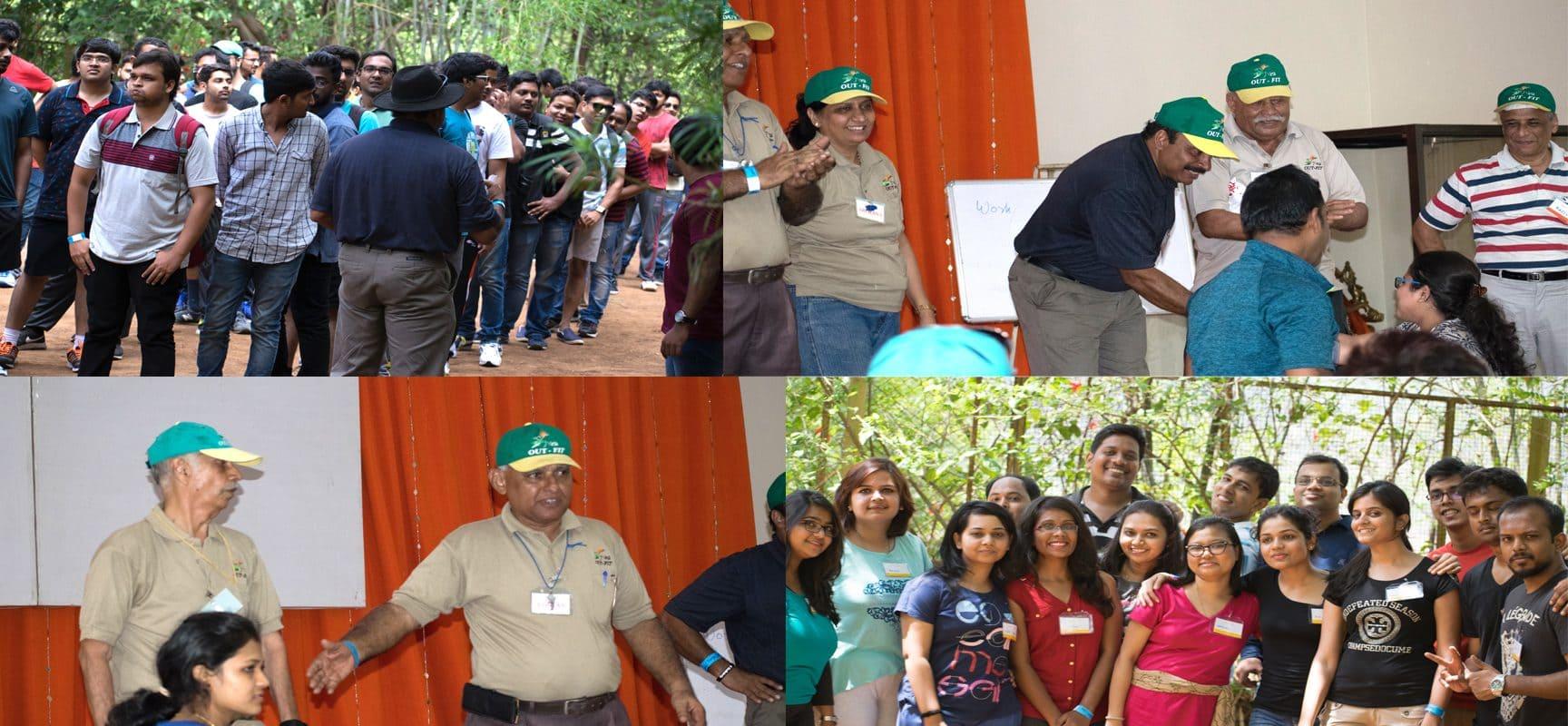 A Memorable day at Surya Shibir : 2017-19 batch