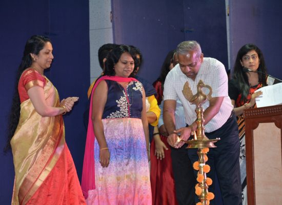 Samaarambh – The New Batch begins its journey in SCIT with a Great Celebration