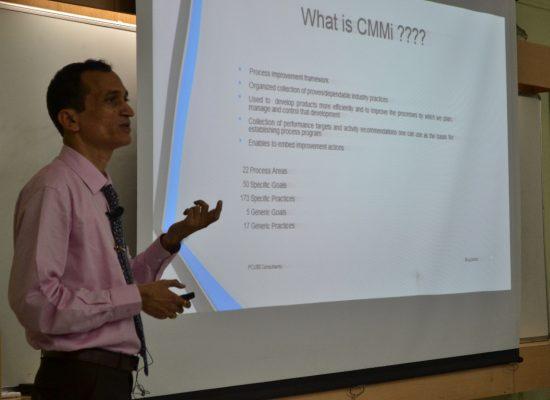 Agile vs CMMi – A finer understanding