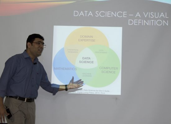 Data Science – an Industry perspective