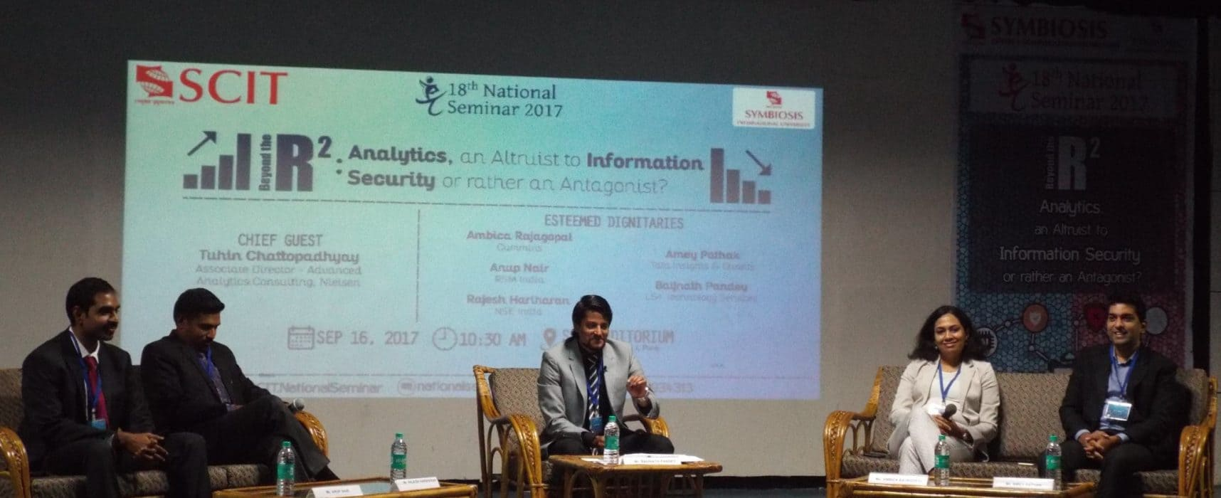 National Seminar on Data Analytics and Information Security