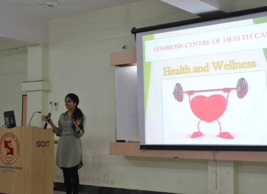 Health & Wellness – An SCHC initiative