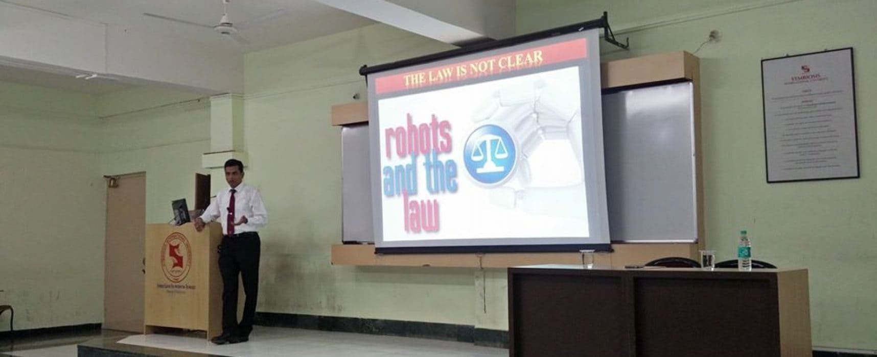 Guest Lecture on Cyber Security Challenges of Disruptive Technologies and its Implications to National Security