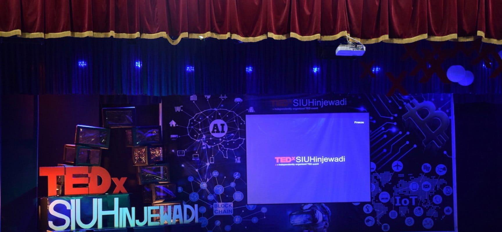 TEDxSIUHinjewadi 2018