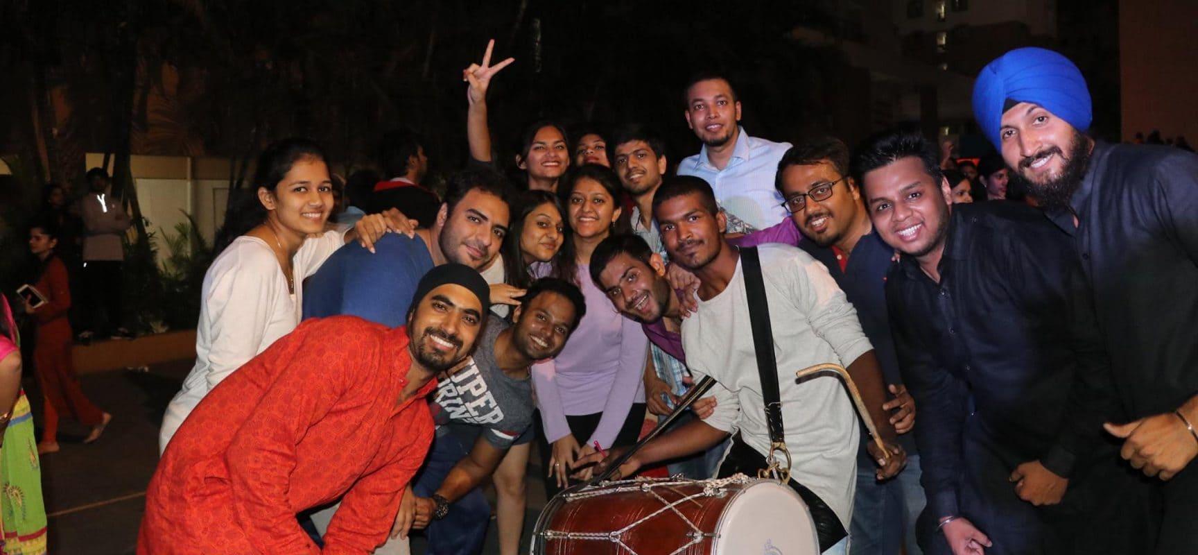 Lohri Celebration at SIC