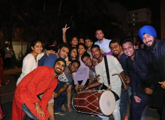Lohri Celebration at SIC