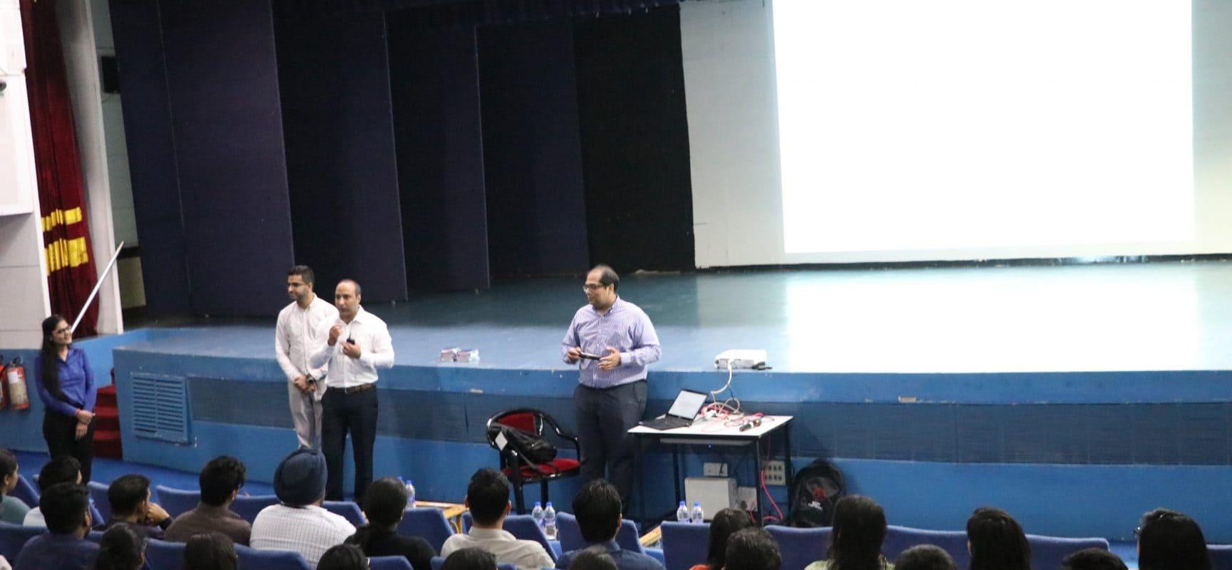 Campus workshop on Risk and Information Management